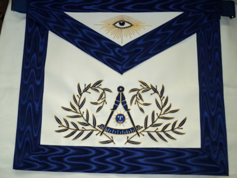 Past Master Masonic Apron  1.jpg